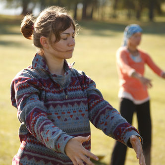 QiGong Meditation | Thrive Integrative Therapy